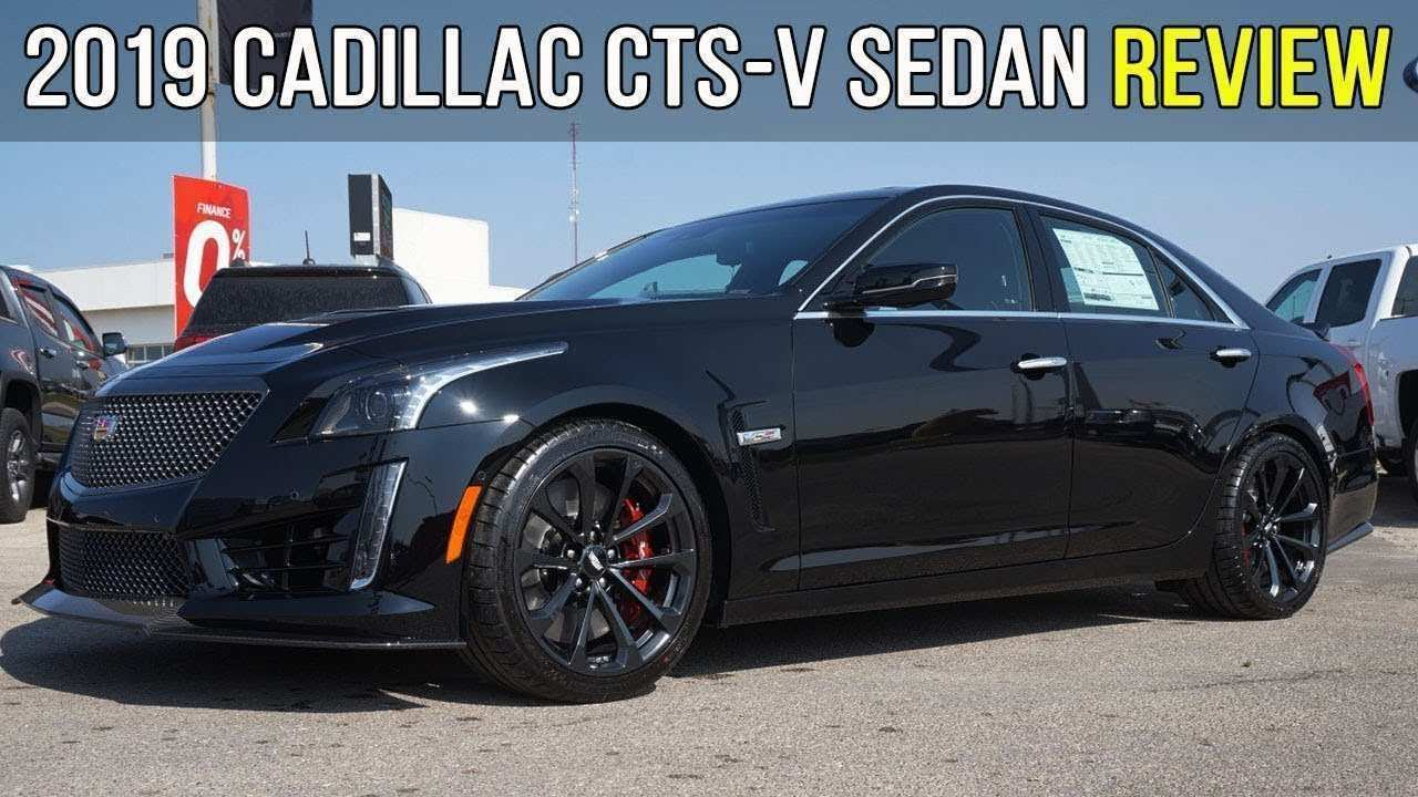 36 The 2019 Cts V First Drive by 2019 Cts V