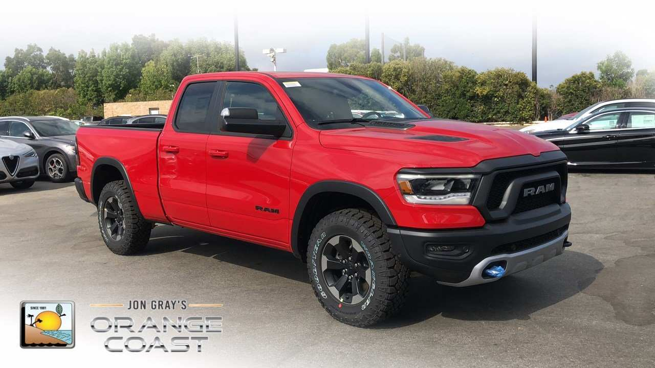 36 The 2019 Dodge Ram 1500 Release Date by 2019 Dodge Ram 1500