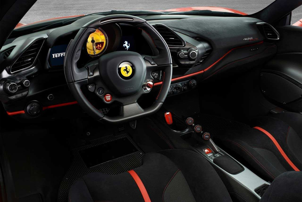 36 The 2019 Ferrari Interior Rumors by 2019 Ferrari Interior