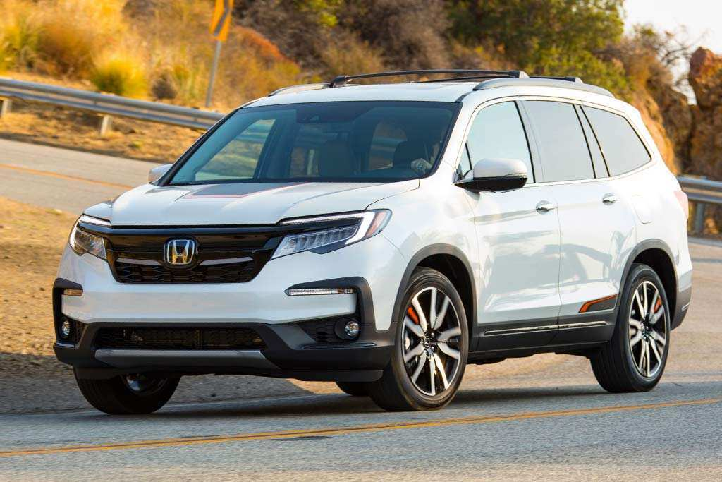 36 The 2019 Honda Pilot Review Concept for 2019 Honda Pilot Review