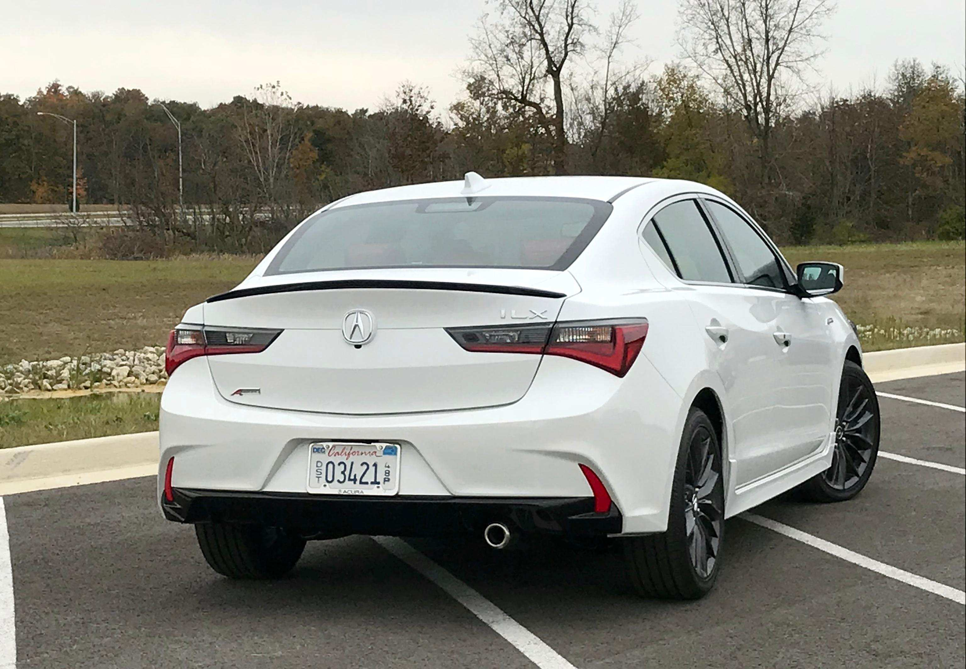 37 All New 2019 Acura Ilx Picture with 2019 Acura Ilx