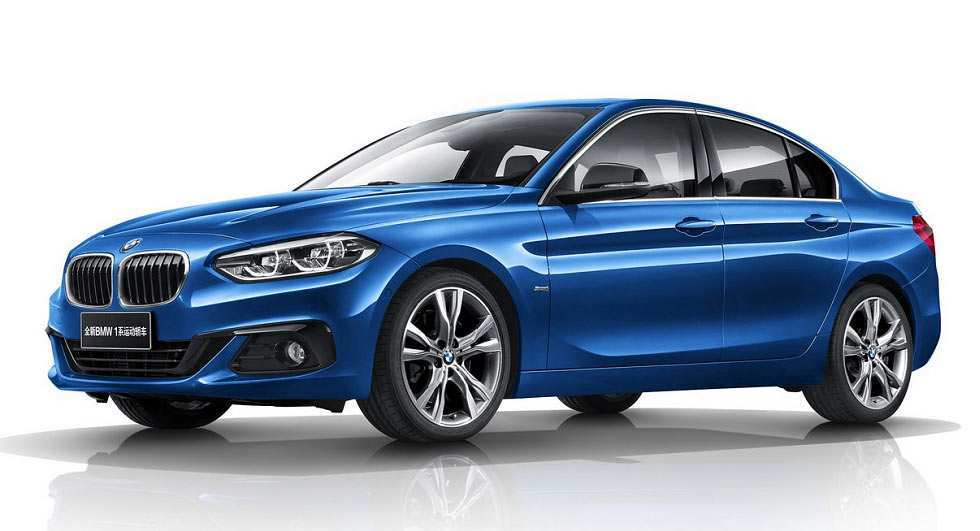37 All New 2019 Bmw 1 Series Sedan Redesign for 2019 Bmw 1 Series Sedan