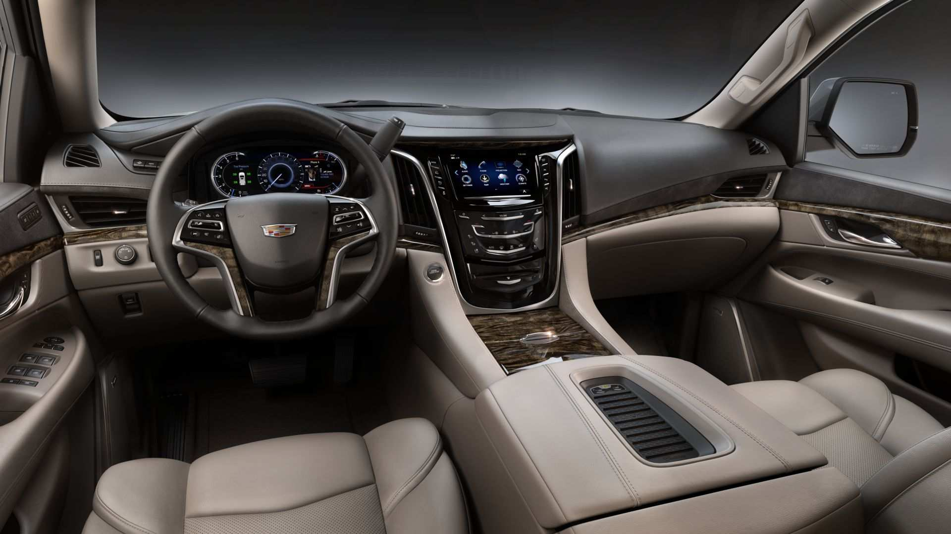 37 All New 2019 Cadillac Interior Spy Shoot for 2019 Cadillac Interior
