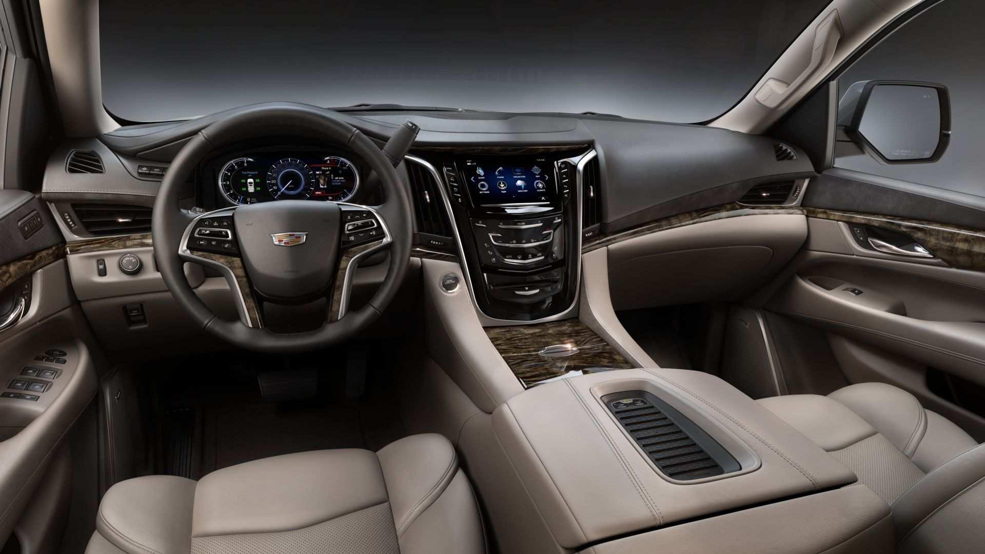 37 All New 2019 Cadillac Interior Spy Shoot for 2019 Cadillac Interior