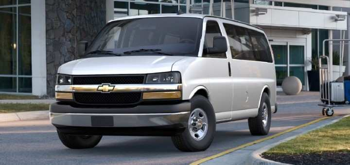 37 All New 2019 Chevrolet Express Van Pricing with 2019 Chevrolet Express Van