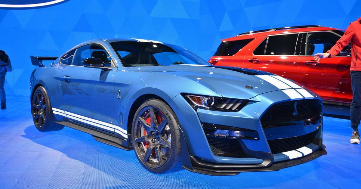 37 All New 2019 Ford Gt 500 New Concept by 2019 Ford Gt 500