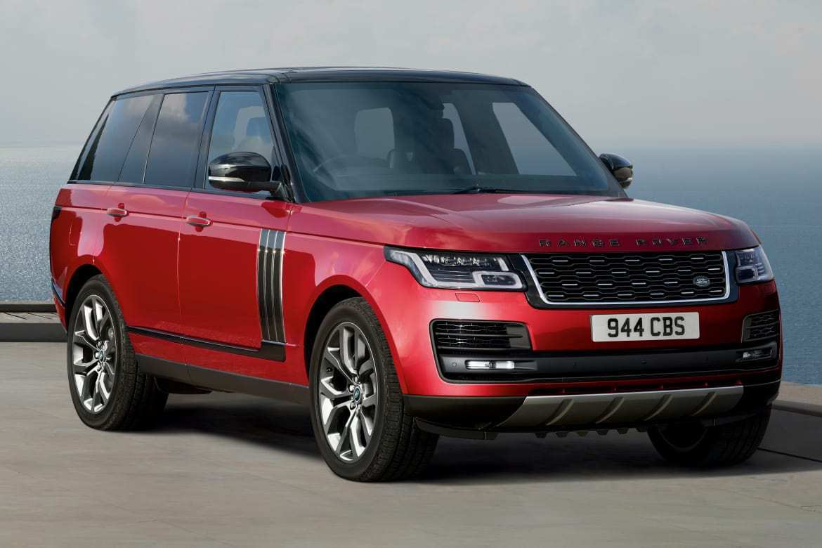 37 All New 2019 Land Rover Lineup Style for 2019 Land Rover Lineup