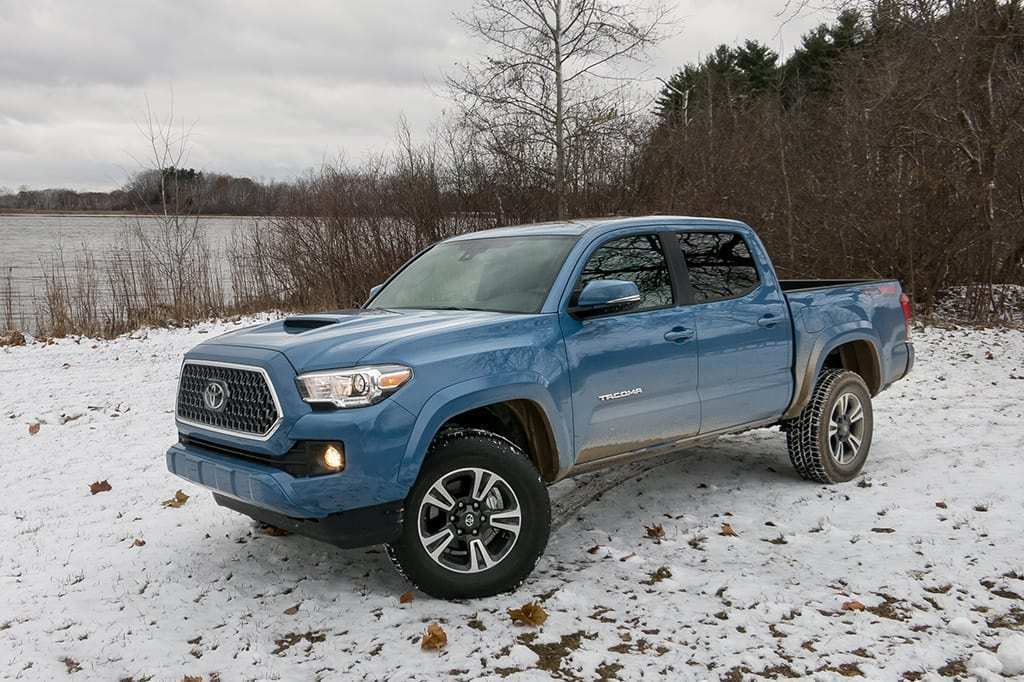 37 All New 2019 Toyota Tacoma News Exterior and Interior by 2019 Toyota Tacoma News