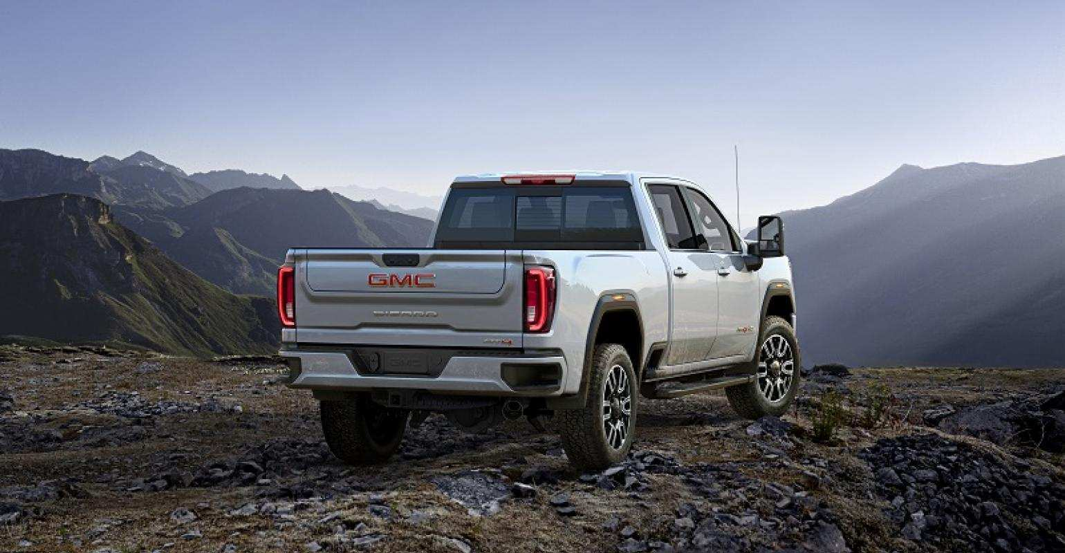 37 All New 2020 Gmc Hd Specs by 2020 Gmc Hd