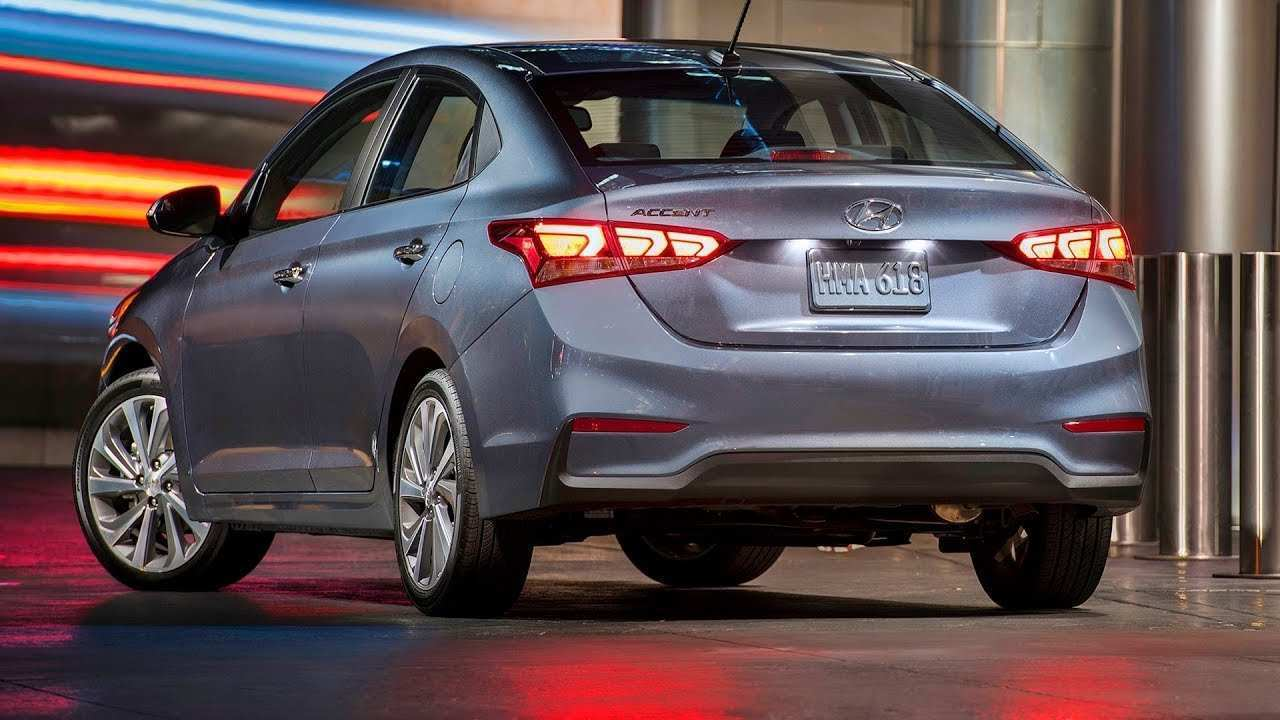 37 All New 2020 Hyundai Accent Overview with 2020 Hyundai Accent