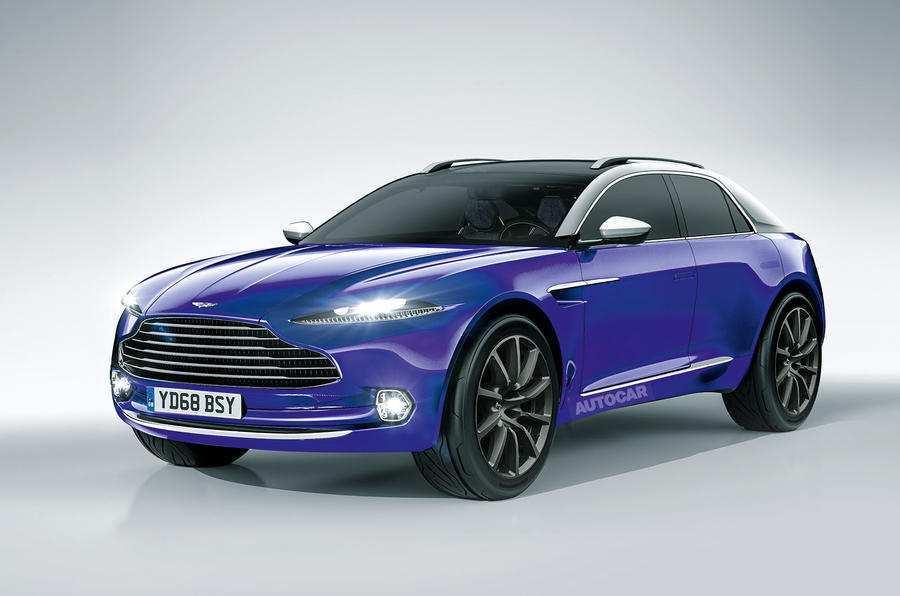 37 Best Review 2019 Aston Martin Suv Spesification with 2019 Aston Martin Suv
