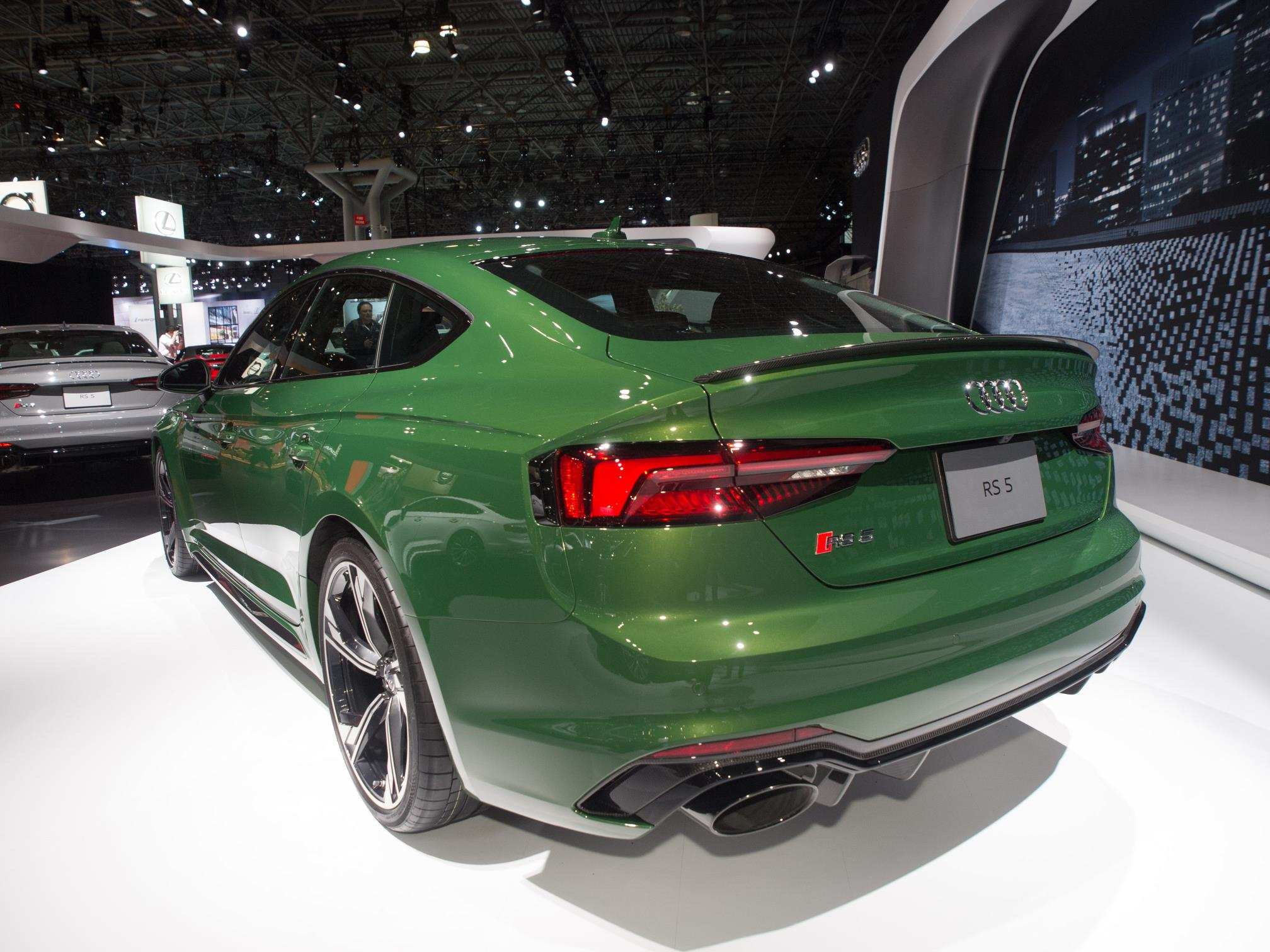 37 Best Review 2019 Audi Green Research New for 2019 Audi Green
