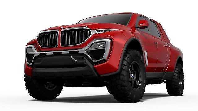37 Best Review 2019 Bmw Pickup Truck Exterior and Interior with 2019 Bmw Pickup Truck