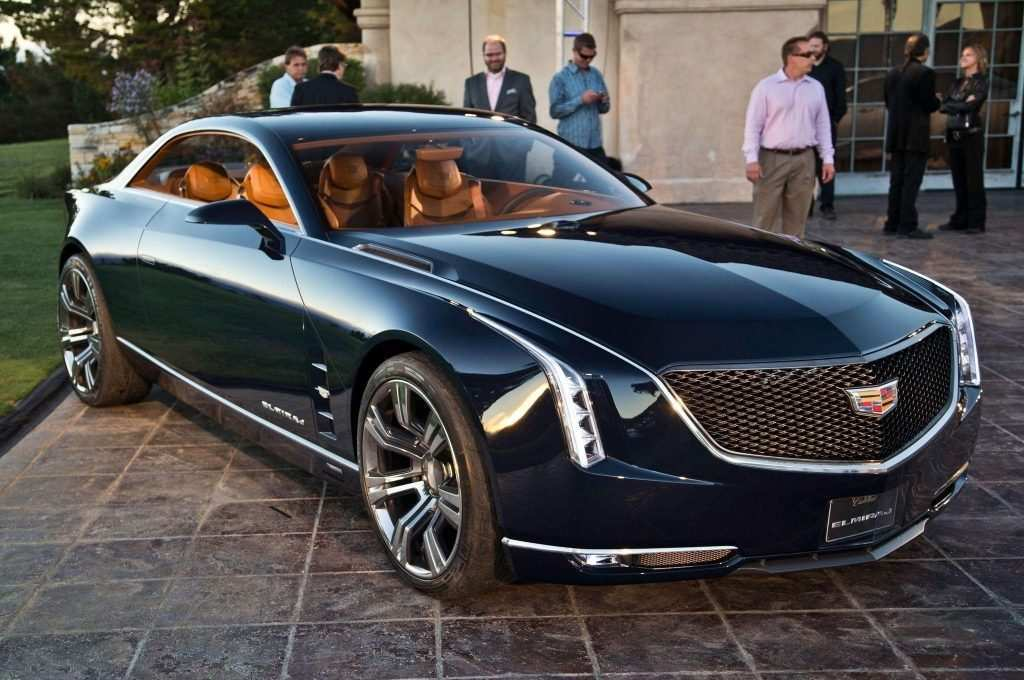 37 Best Review 2019 Cadillac Coupe Model with 2019 Cadillac Coupe