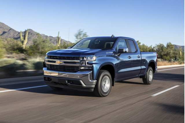37 Best Review 2019 Chevrolet 1500 Mpg Configurations by 2019 Chevrolet 1500 Mpg