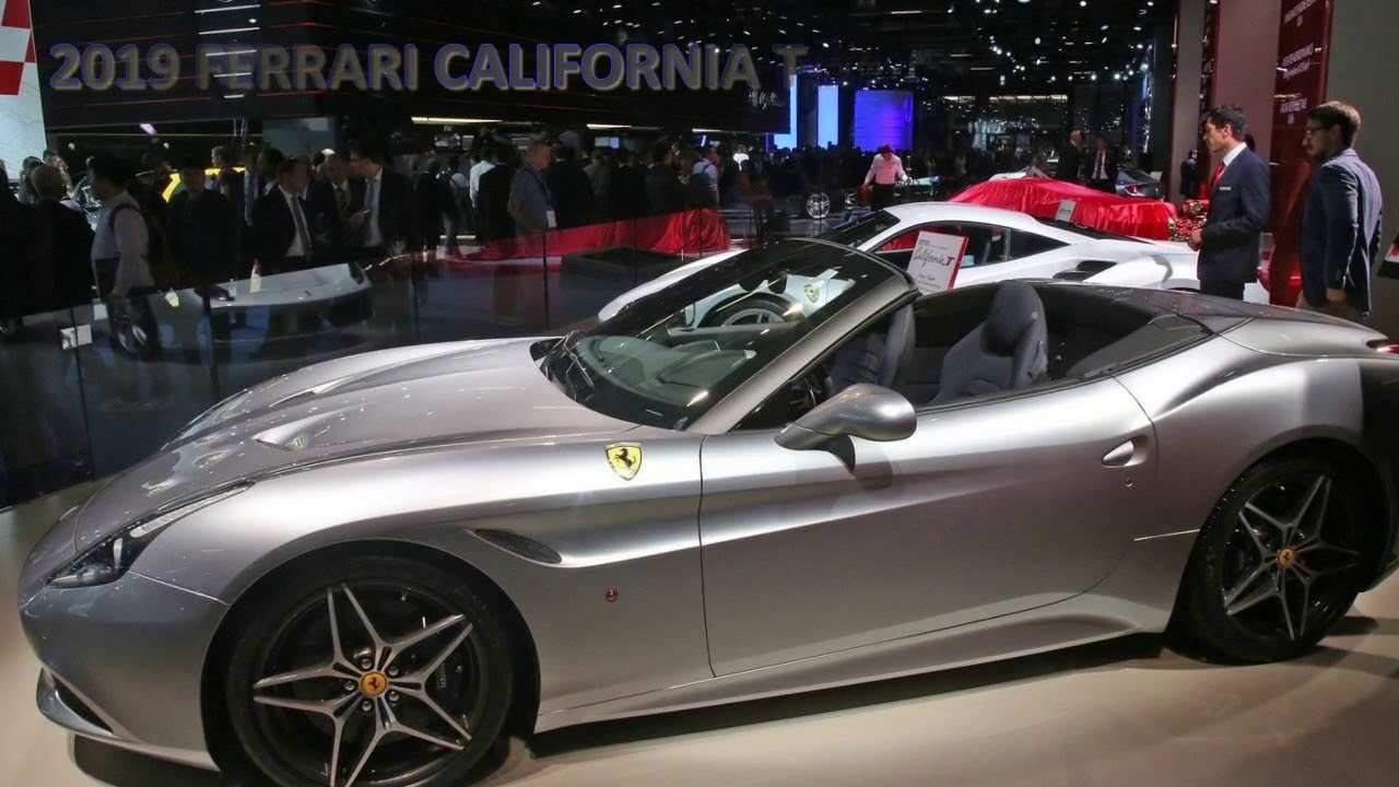 37 Best Review 2019 Ferrari California Specs for 2019 Ferrari California