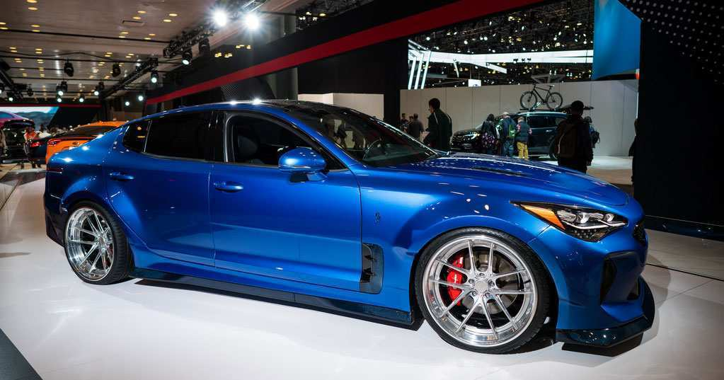37 Best Review 2019 Kia Stinger Gt Model with 2019 Kia Stinger Gt