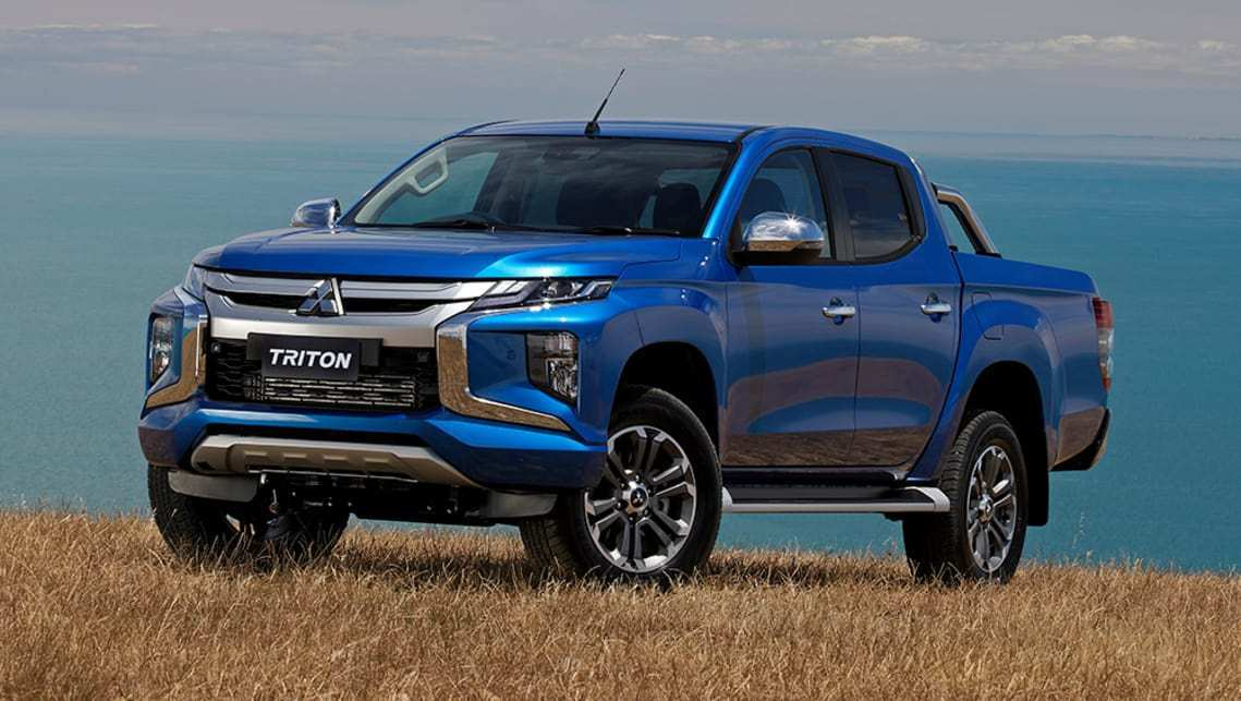 37 Best Review 2019 Mitsubishi Triton Specs Concept by 2019 Mitsubishi Triton Specs