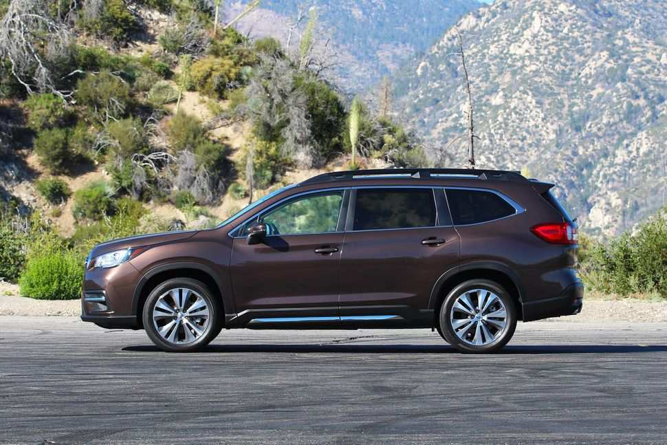 37 Best Review 2019 Subaru Ascent Mpg Configurations with 2019 Subaru Ascent Mpg
