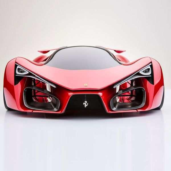 37 Best Review Ferrari De 2020 Exterior and Interior for Ferrari De 2020
