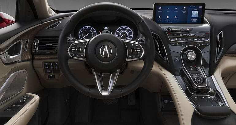 37 Concept of 2019 Acura Rdx Hybrid Interior for 2019 Acura Rdx Hybrid
