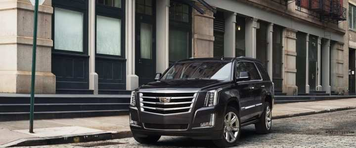 37 Concept of 2019 Cadillac Escalade Changes History with 2019 Cadillac Escalade Changes