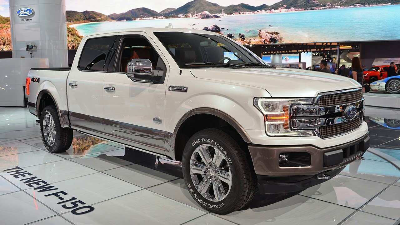 37 Concept of 2019 Ford F150 Interior for 2019 Ford F150