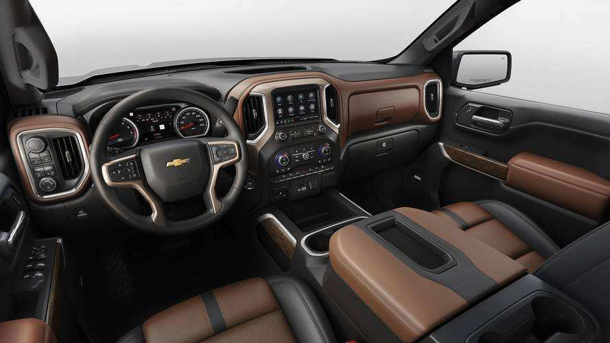 37 Concept of 2019 Gmc 1500 Interior Redesign and Concept with 2019 Gmc 1500 Interior