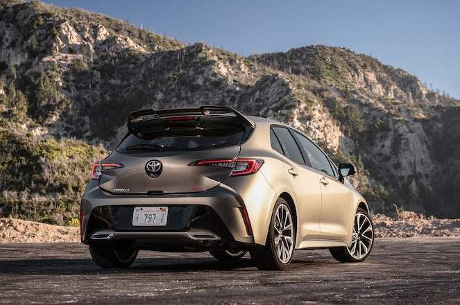 37 Concept of 2019 Toyota Corolla Engine Redesign for 2019 Toyota Corolla Engine