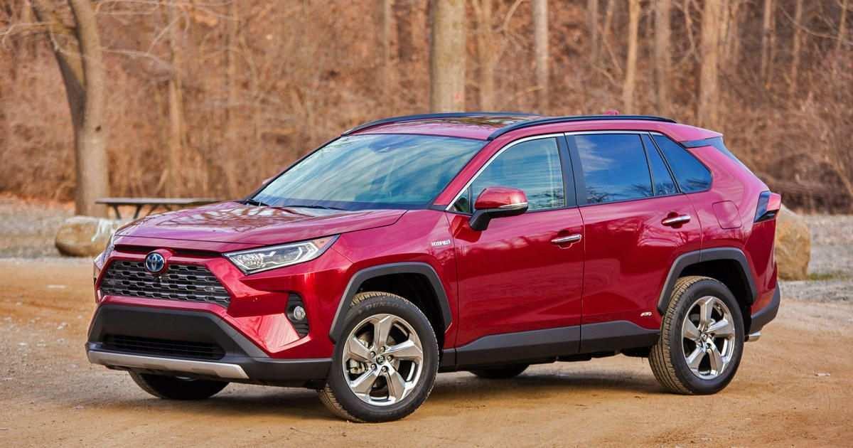 37 Concept of 2019 Toyota Rav4 Overview with 2019 Toyota Rav4