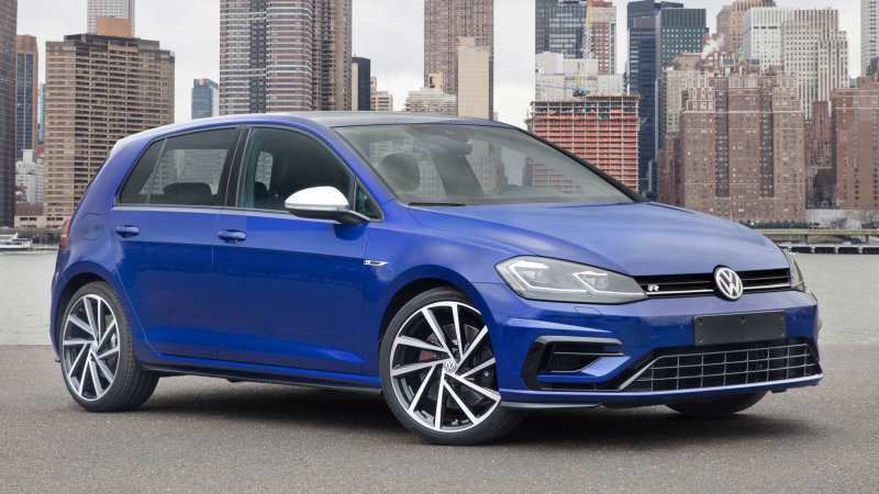 37 Concept of 2019 Volkswagen Golf R History by 2019 Volkswagen Golf R