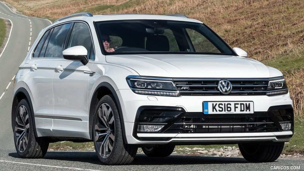 37 Concept of 2019 Volkswagen Tiguan Review Performance and New Engine for 2019 Volkswagen Tiguan Review