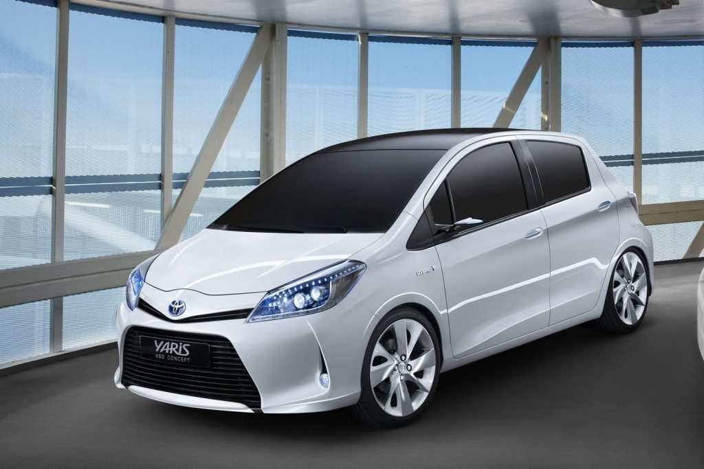 37 Concept of 2020 Toyota Yaris Hatchback Spesification by 2020 Toyota Yaris Hatchback