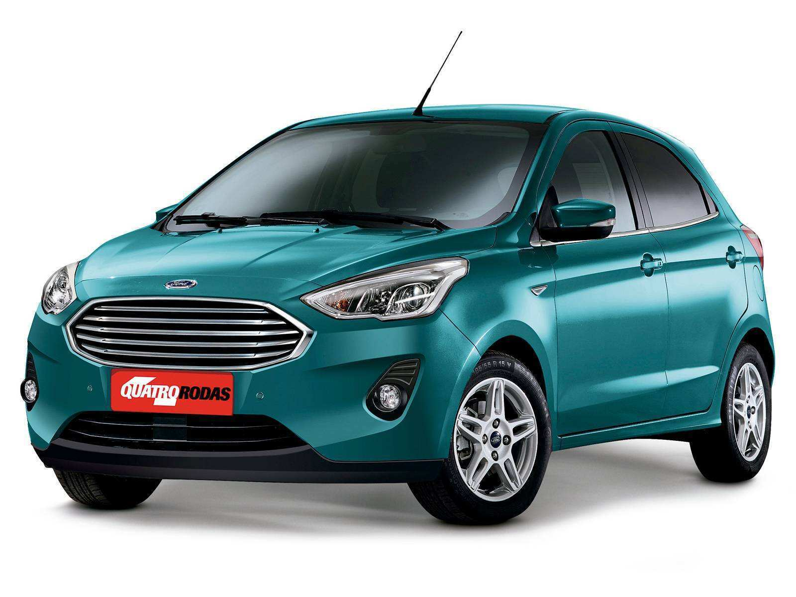 37 Concept of Ford Ka 2019 Facelift Performance and New Engine for Ford Ka 2019 Facelift