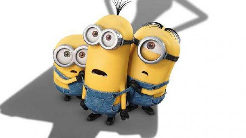 37 Concept of Minions 2 2020 Spy Shoot for Minions 2 2020
