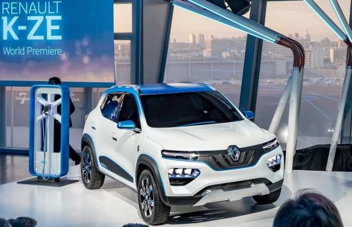 37 Concept of Renault Electric 2019 Pricing with Renault Electric 2019