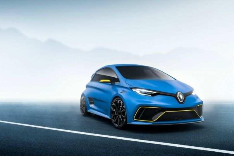 37 Concept of Renault Zoe 2020 Release Date by Renault Zoe 2020