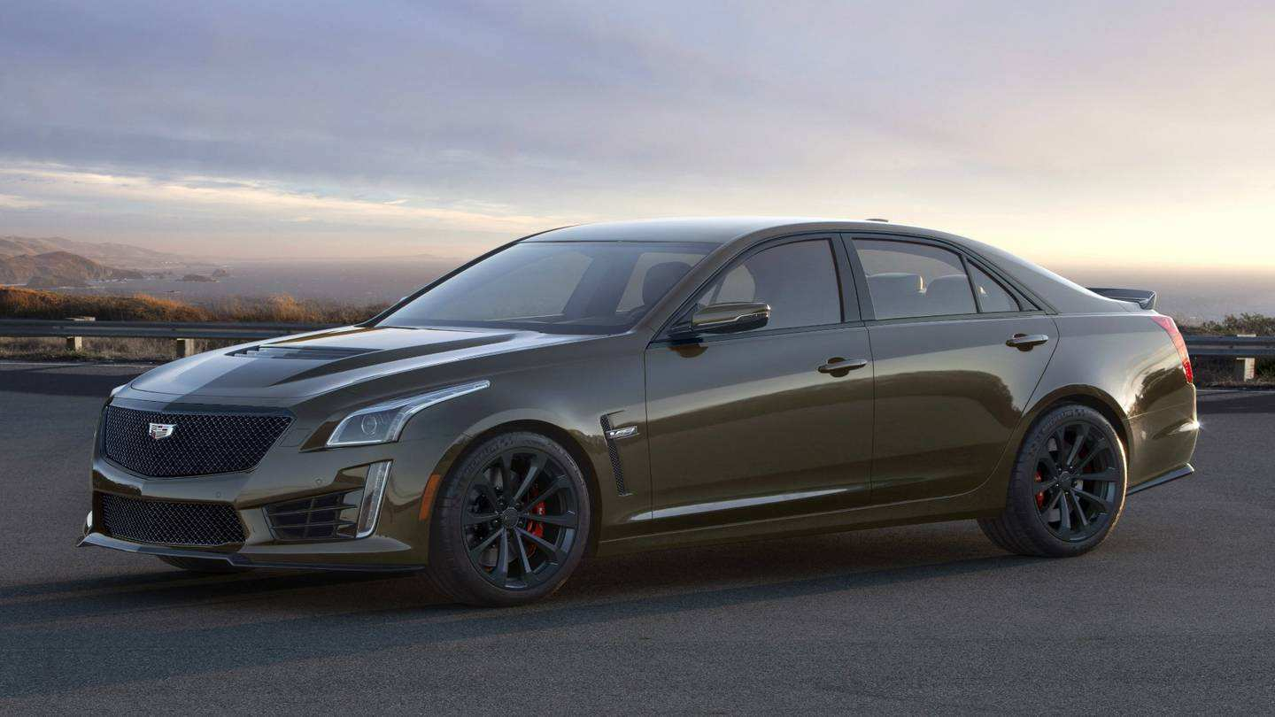 37 Gallery of 2019 Cts V Research New for 2019 Cts V
