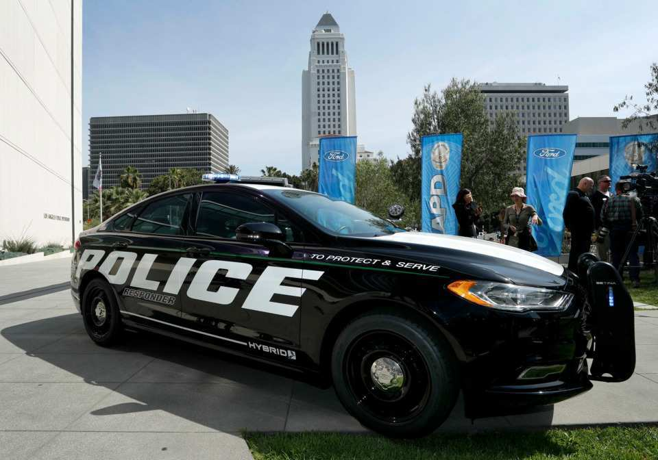 37 Gallery of 2019 Ford Police Utility Review for 2019 Ford Police Utility