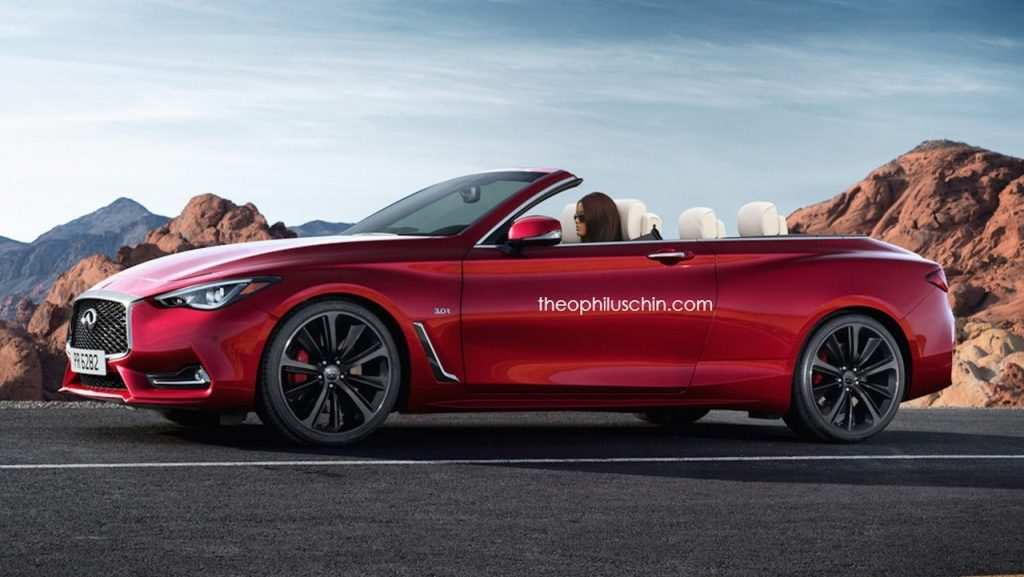 37 Gallery of 2019 Infiniti Q60 Convertible Configurations with 2019 Infiniti Q60 Convertible
