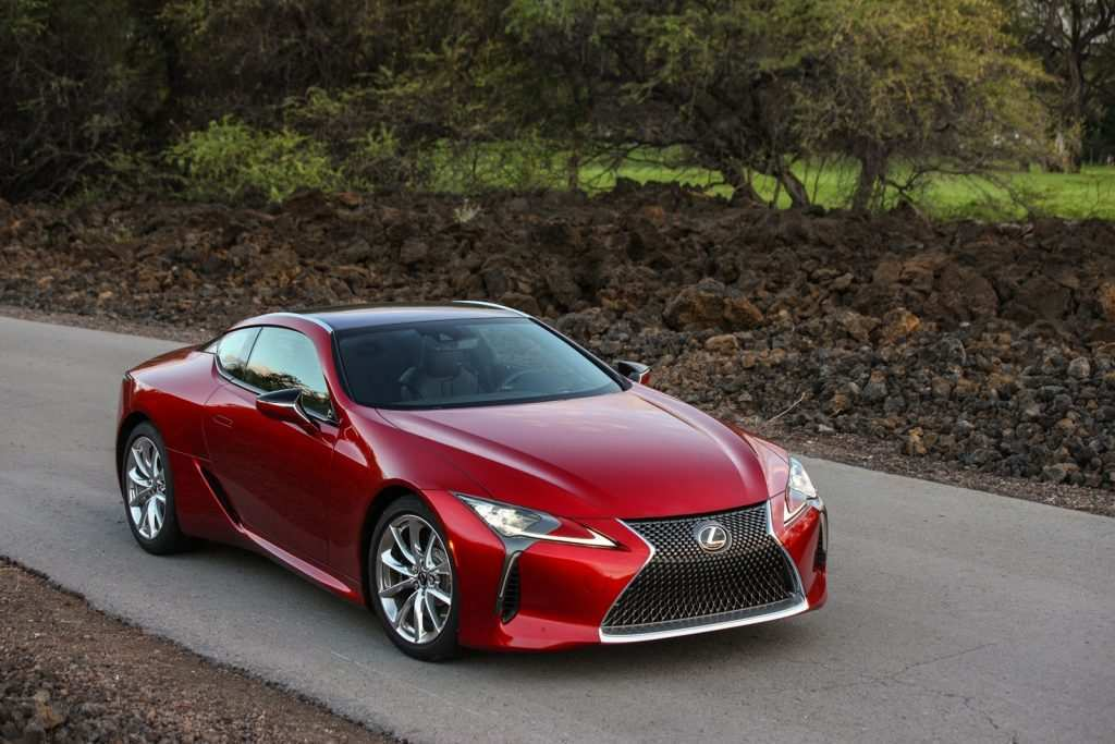 37 Gallery of 2019 Lexus Convertible Release Date with 2019 Lexus Convertible
