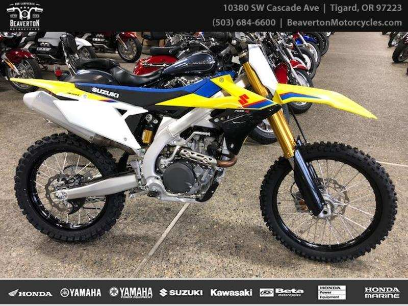 37 Gallery of 2019 Suzuki Rm 250 Price and Review with 2019 Suzuki Rm 250