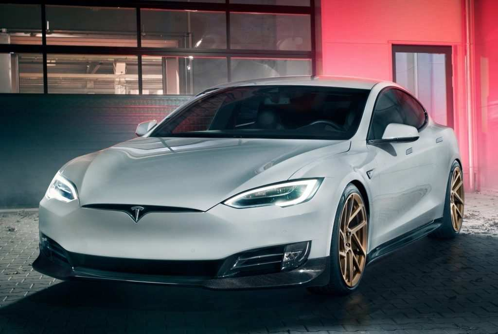 37 Gallery of 2019 Tesla Model S Style with 2019 Tesla Model S
