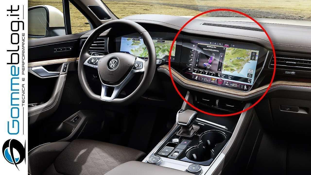 37 Gallery of 2019 Volkswagen Touareg Interior Specs and Review by 2019 Volkswagen Touareg Interior