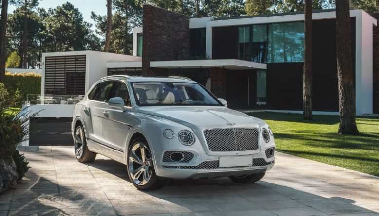 37 Gallery of 2020 Bentley Suv Redesign with 2020 Bentley Suv