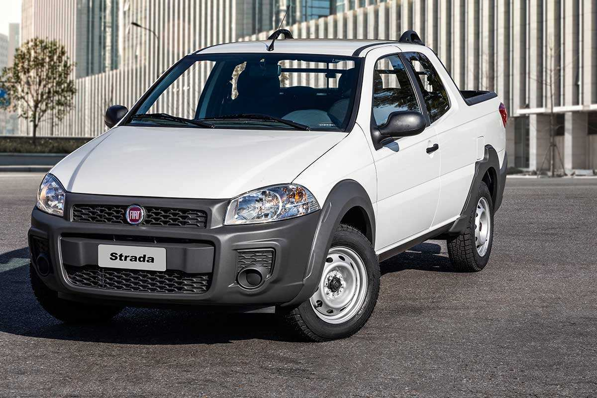 37 Gallery of Fiat Strada 2019 Specs with Fiat Strada 2019