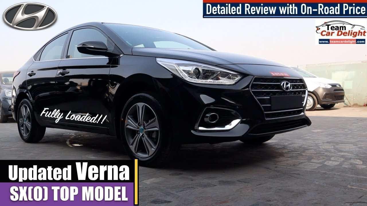 37 Gallery of Hyundai Verna 2019 Speed Test for Hyundai Verna 2019