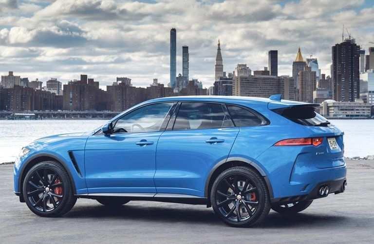 37 Gallery of Jaguar 2019 F Pace New Concept with Jaguar 2019 F Pace