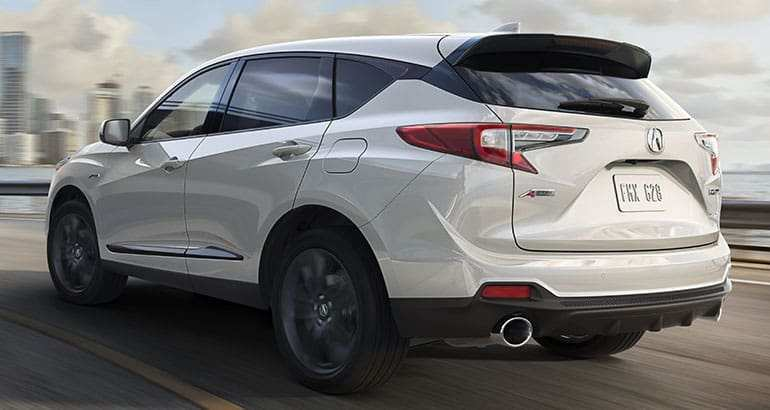 37 Great 2019 Acura Rdx Preview Overview by 2019 Acura Rdx Preview