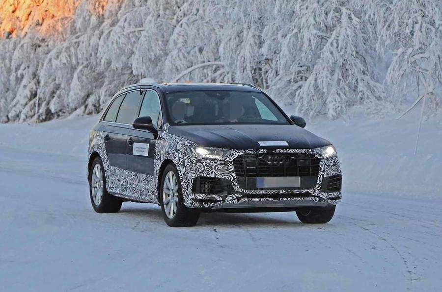 37 Great 2019 Audi Q7 Facelift Concept with 2019 Audi Q7 Facelift